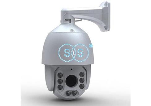 10寸彩光网络无线球机摄像头