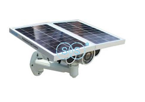 太阳能补灯型有线枪机型摄像头